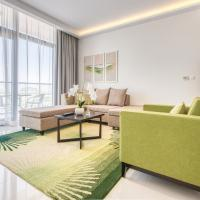 Luxury 1 Bedroom Apartment at DAMAC Celestia by Deluxe Holiday Homes