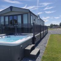 Langton 24 Luxury Lodge with Hot Tub by St Andrews