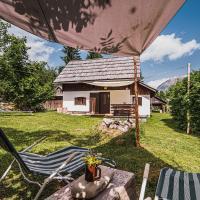 Postaja Mir in the heart of Triglav National Park