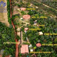 Pousada Spa Prana Lorien, отель в городе Санту-Антониу-ду-Лейти