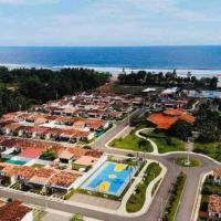 Casa de Playa en Condominio Privado