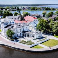 Villa Friedheim, отель в Хаапсалу
