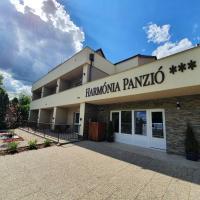 Harmónia Panzió, Hotel in Bogács