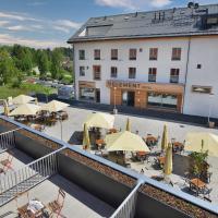 Hotel Element, hotel v destinaci Lipno nad Vltavou