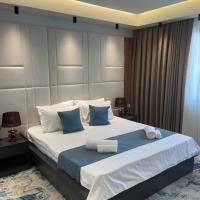 Jordan Luxury, hotel em Gevgelija