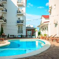 Blue Lagoon Hotel, hotel in Anapa