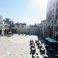 Piazza Four Colours: Batum'da bir otel