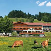 Sonnenbichl Hotel am Rotfischbach, Hotel in Fischen im Allgäu