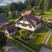 Penzion Vera, hotel a Tanvald