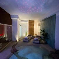 Blue Bay Suite & Spa, hotell i Agropoli