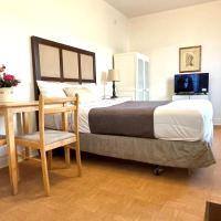 Motel Saint-Hilaire, hotel em Mont-Saint-Hilaire