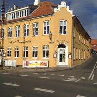 Hotel Færgegaarden Faaborg, отель в городе Фоборг