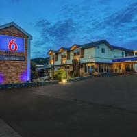 Motel 6-Ukiah, CA - North: Ukiah şehrinde bir otel