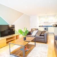 One Bed Serviced Apt in Farringdon