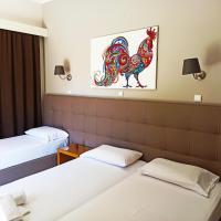 Ξενοδοχείο Μίνως, ξενοδοχείο στην Πρέβεζα