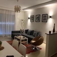 appartement 50 m2 en plein centre ville de casablanca WIFI disponible