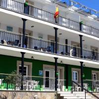 Hotel Villa Jardín, hotel in Portomarin
