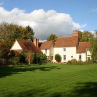 Stoke by Nayland B&B Poplars Farmhouse, hotel in Stoke-by-Nayland