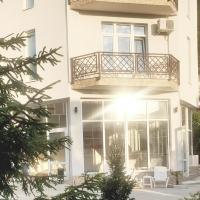 Almaz Hotel, отель в Ольгинке