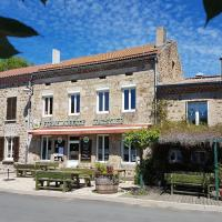 Ferme Auberge Linossier, hotel in Burdignes