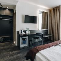 Continental, hotell i Cremona