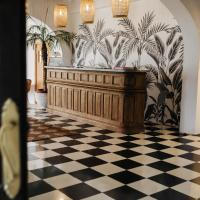 La Bohemia del Rio Hostal Boutique-Adults Only, hotel a Santa Eularia des Riu