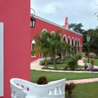 Hacienda María Elena, hotel in Ticul