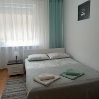 Pomaranczowa Apartment, hotel in Prawobrzeze, Szczecin