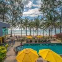 Kamala Beachfront Apartment, hotel in Kamala Beach
