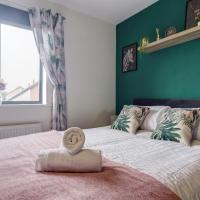 Comfortable & Modern 2 Bed Lincoln