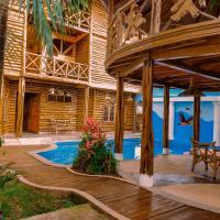 Hostal Poseidon, hotel em Puerto Cayo