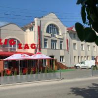 ZIG ZAG, готель у місті Кам'янець-Подільский