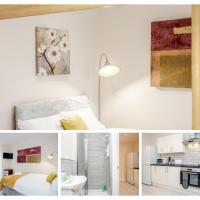 Homely Spaces Presents Apartments A & B, Large Studios for Up to 2 Guests Each, Close to Hospital NO DEPOSIT!