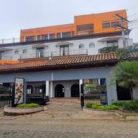 Vista Los Volcanes Hotel y Restaurante, hotel in Juayúa