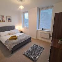 Cosy, modern apartment near Gloucester and M5