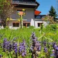 Ferienwohnung Hillig, Hotel in Elterlein