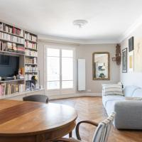 Beautiful apt close to the Place MONTROUGE 5th