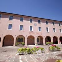 Hotel Contà, hotell i Pieve di Soligo