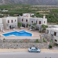 Nireides villas 'TOP DESTINATION'
