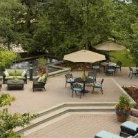 Hilton Suites Toronto-Markham Conference Centre & Spa, hotel em Markham