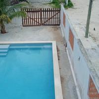 Sbarco house, hotel en Chelem