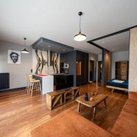 Classy residence in Beyoglu, Pool - Gym - Garage
