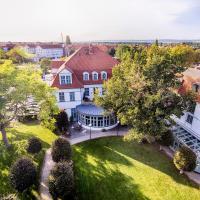 Hotel Villa Heine Wellness & Spa, отель в городе Хальберштадт