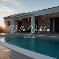 Villa Vitalia, hotel di Lakithra