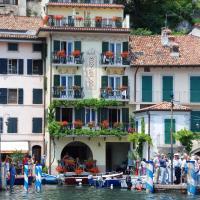 Albergo Ristorante Montebaldo, hotel in Limone sul Garda