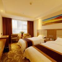Gme Xi'an City Chang'an District Fengqiyuan Subway Station Hotel, hotel in Xi'an