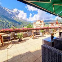 Hotel Bernerhof Grindelwald, hotel in Grindelwald