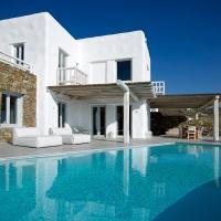 Ammos Villas, hotel in Fanari