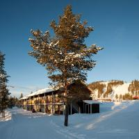 Tännäskröket, hotel in Tännäs