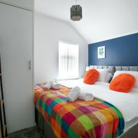 Unique Contractor House & Close to Derby Arena and Hospital & Parking by ComfyWorkers